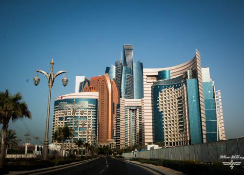 Abu Dhabi: Ko je polepitev še najenostavnejši del projekta