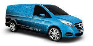 Kit Vinyls for Van type vehicles